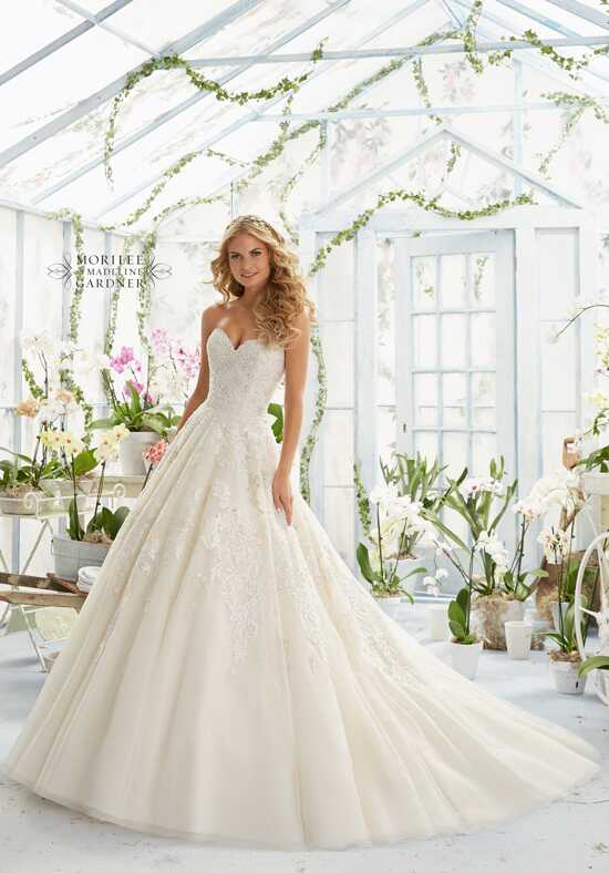 Morilee by Madeline Gardner 2808 Ball Gown Wedding Dress