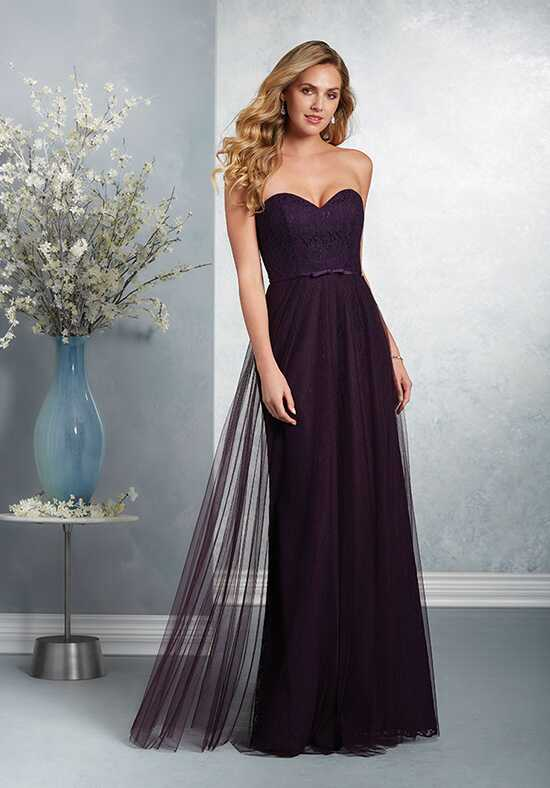 Alfred Angelo Signature Bridesmaids Collection 7409L Strapless Bridesmaid Dress