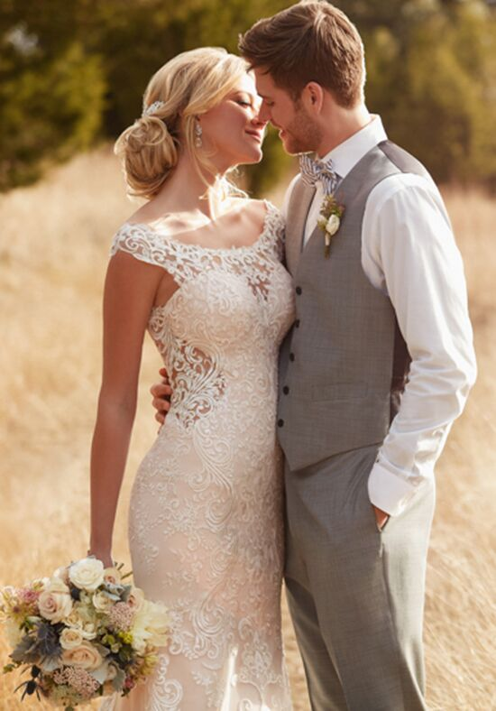 Essense of Australia D2322 Wedding Dress - The Knot