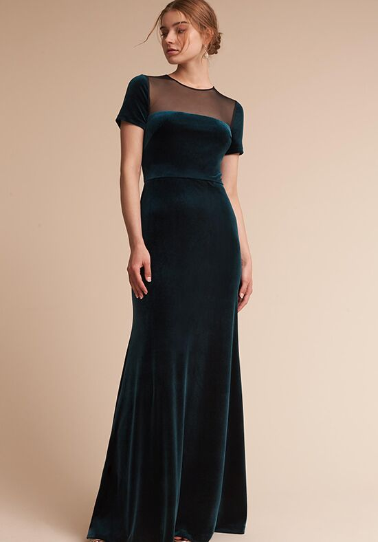 BHLDN (Bridesmaids) Iryna Illusion Bridesmaid Dress