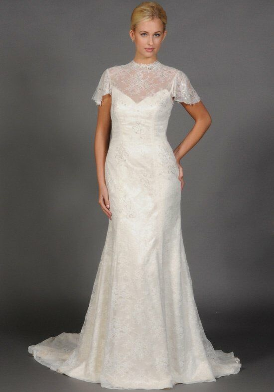 "Eugenia ""Lucille"" Style 3911 Sheath Wedding Dress"