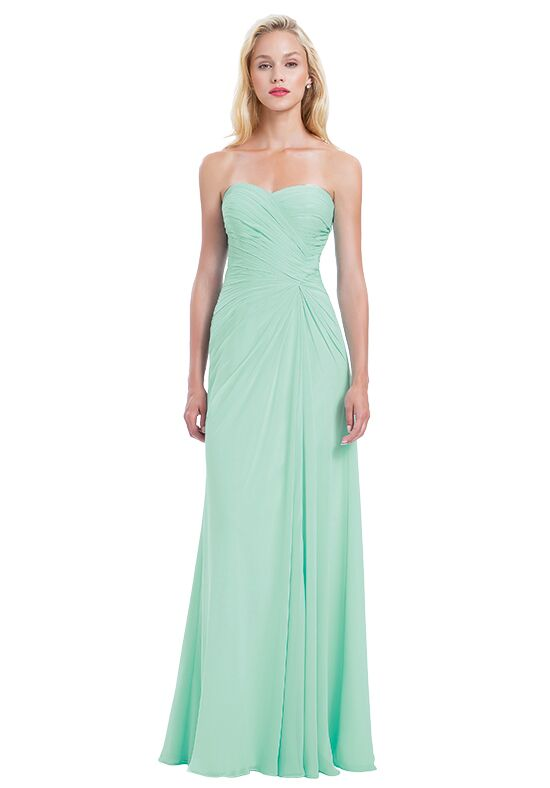 Bill Levkoff 1159 Strapless Bridesmaid Dress