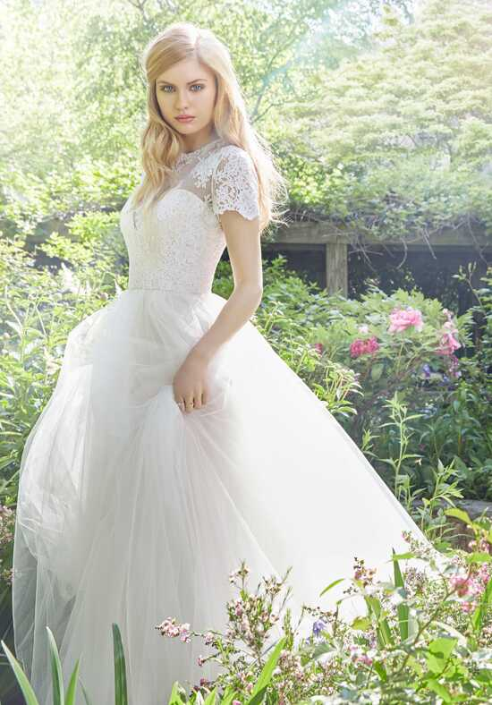 Alvina Valenta 9655 A-Line Wedding Dress