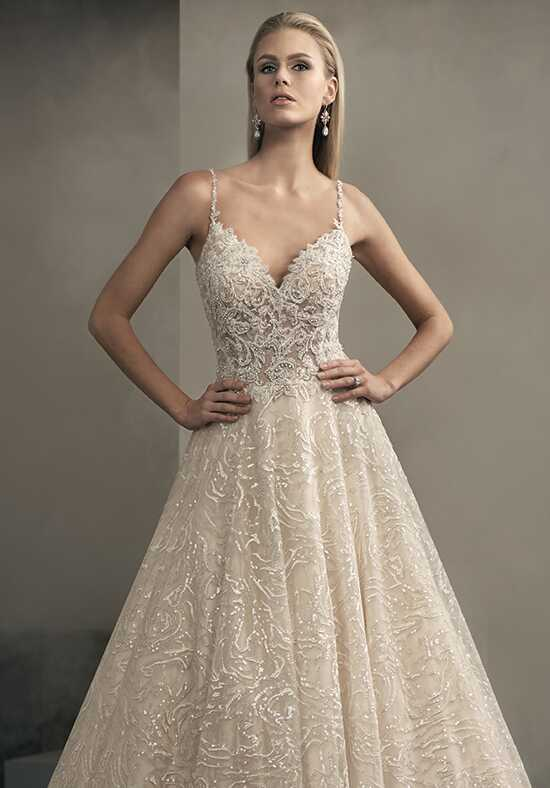 Jasmine Couture T192063 Ball Gown Wedding Dress
