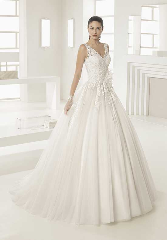 Rosa Clará Octubre Wedding Dress photo