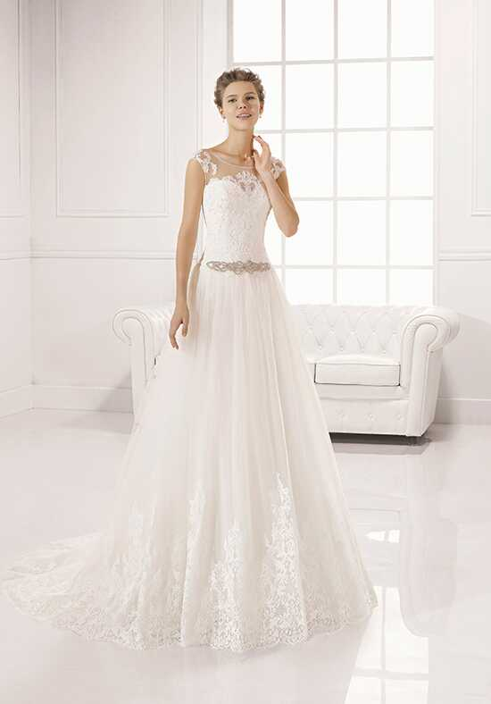 Adriana Alier Zafrel A-Line Wedding Dress