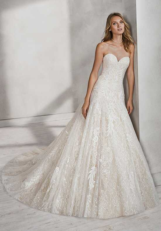 Luna Novias HAZA A-Line Wedding Dress