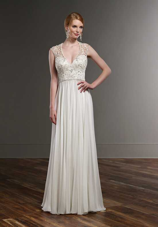Martina Liana 750 Sheath Wedding Dress