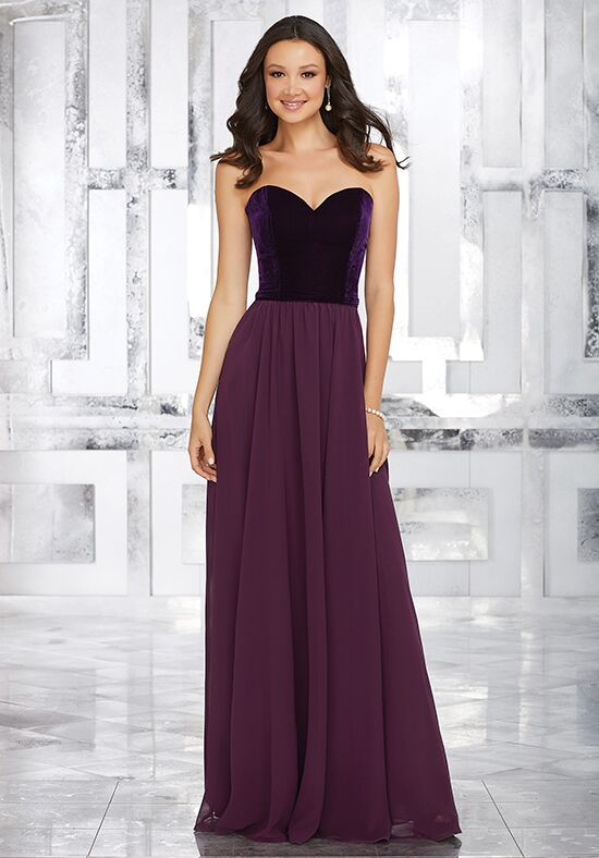 Morilee by Madeline Gardner Bridesmaids Style 21540 Sweetheart Bridesmaid Dress