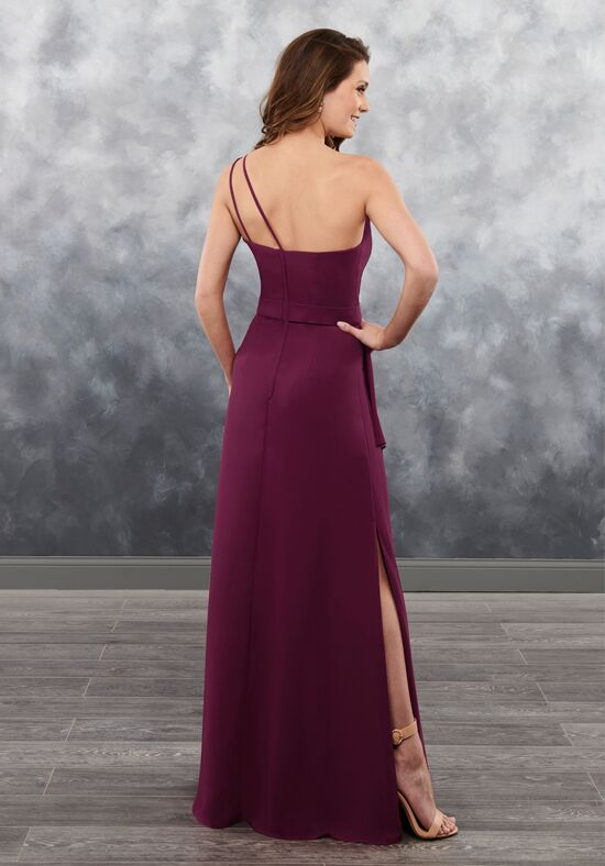 Amalia by Mary's Bridal MB7025 One Shoulder Bridesmaid Dress