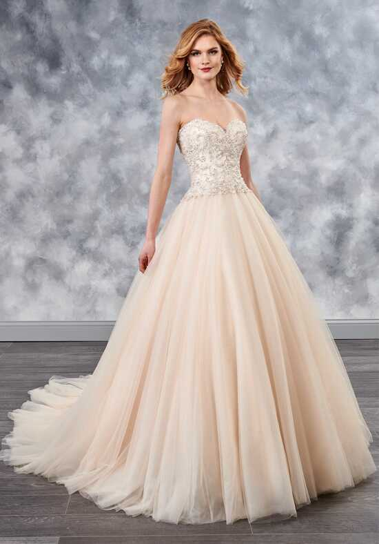 Mary's Bridal Couture d'Amour MB4038 Ball Gown Wedding Dress