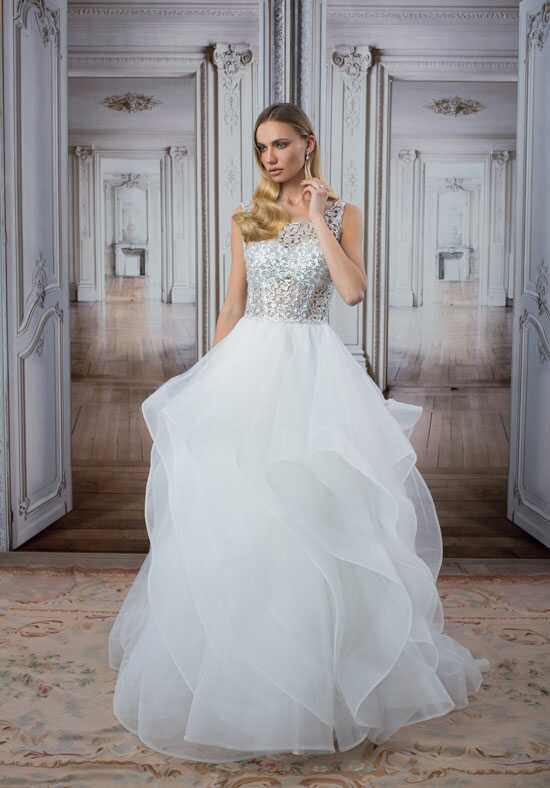 LOVE by Pnina Tornai for Kleinfeld 14420 A-Line Wedding Dress