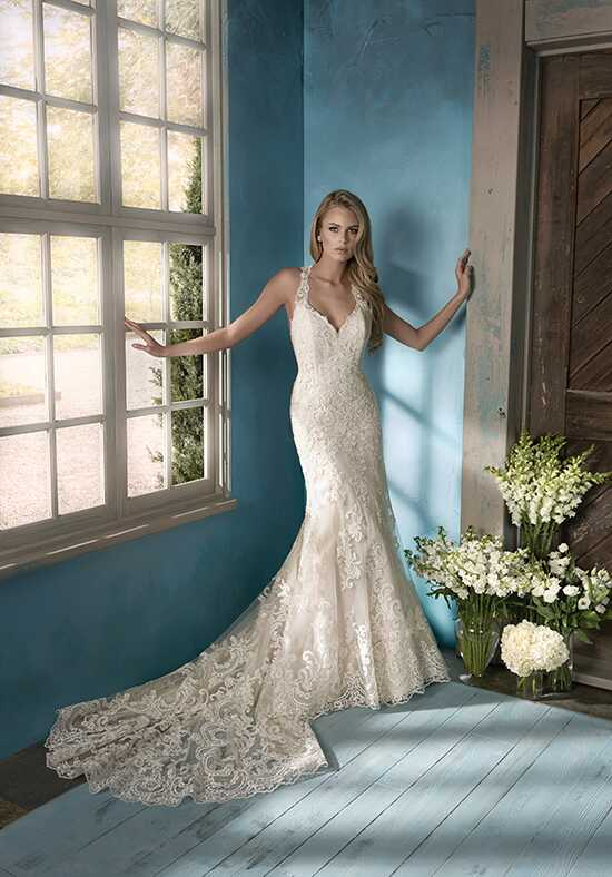 Jasmine Collection F191054 Mermaid Wedding Dress