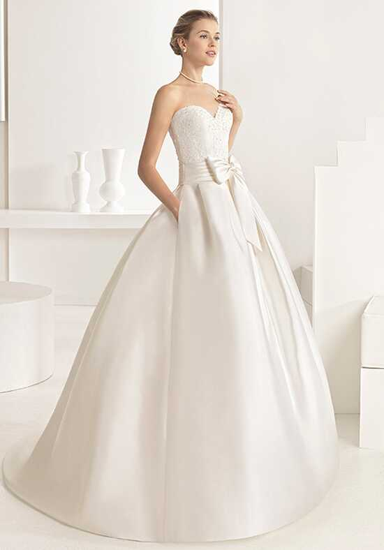 Two by Rosa Clará Orbital Ball Gown Wedding Dress