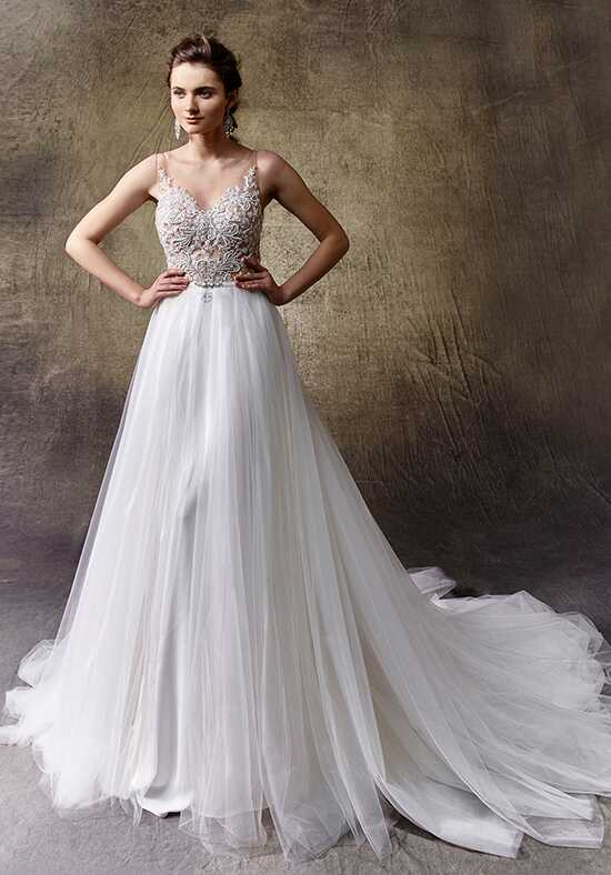 Enzoani Lynn A-Line Wedding Dress