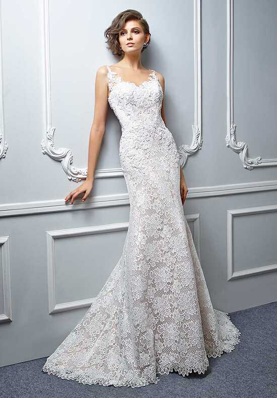 Beautiful BT17-18 Sheath Wedding Dress