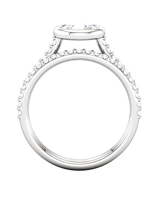 ever&ever Unique Princess, Asscher, Cushion, Emerald, Marquise, Pear, Round, Oval Cut Engagement Ring
