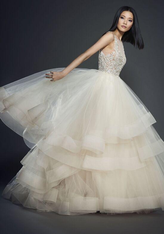 Lazaro 3708 Wedding Dress - The Knot