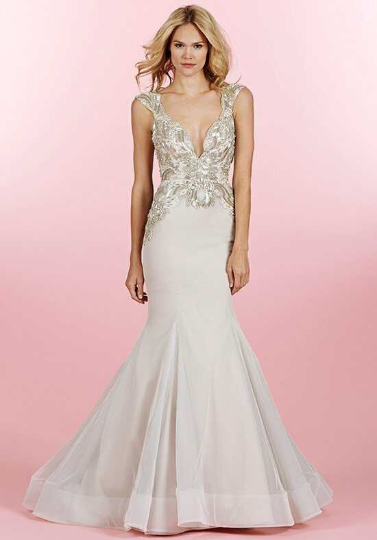 Hayley Paige 6463/Sasha Mermaid Wedding Dress