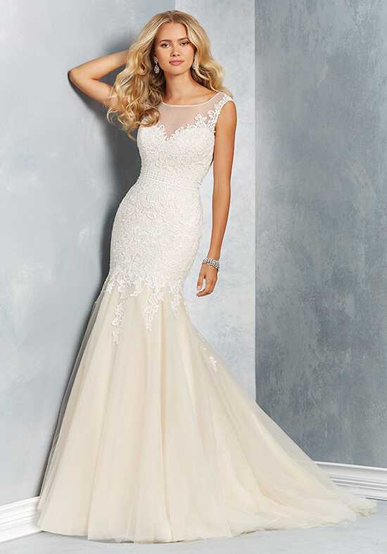 Alfred Angelo Signature Bridal Collection 2620 Mermaid Wedding Dress