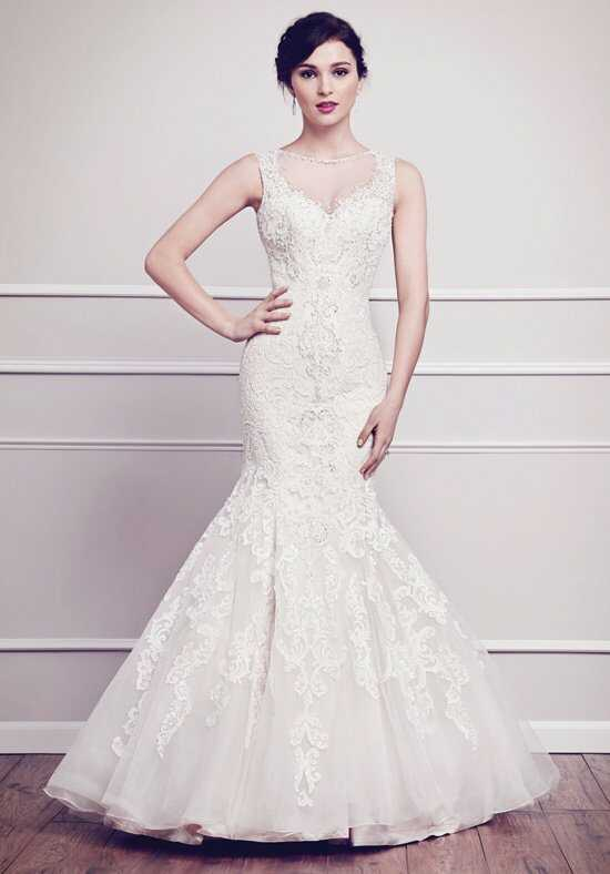Kenneth Winston 1565 Mermaid Wedding Dress