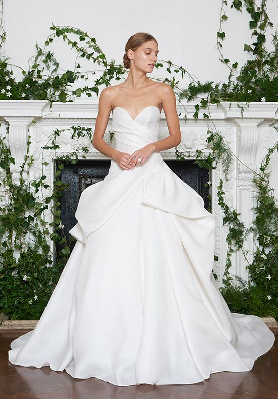 Monique Lhuillier Barron Ball Gown Wedding Dress