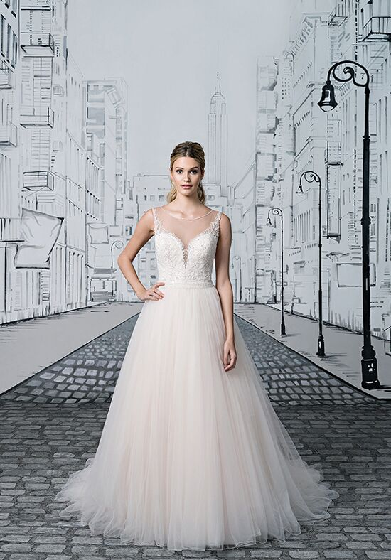 Justin Alexander 8886 Ball Gown Wedding Dress