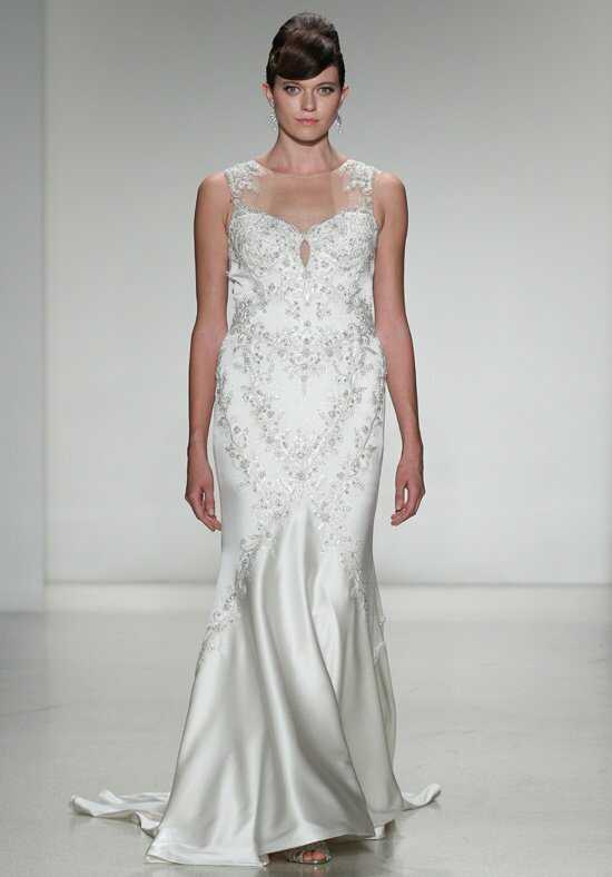 Matthew Christopher Whitney A-Line Wedding Dress
