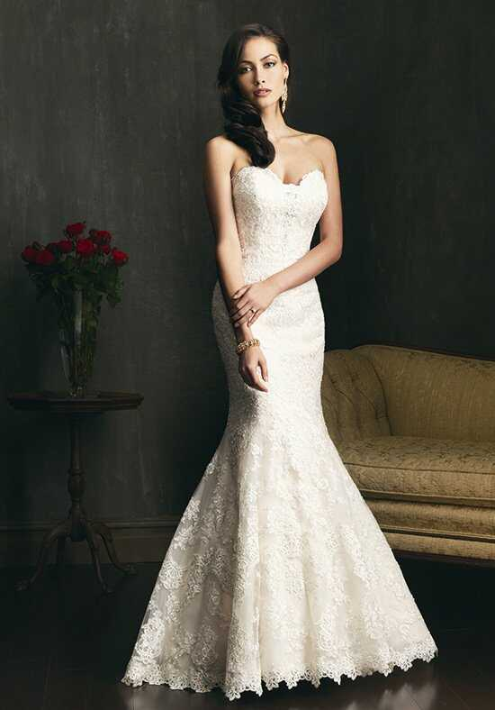 Allure Bridals 9072 Mermaid Wedding Dress