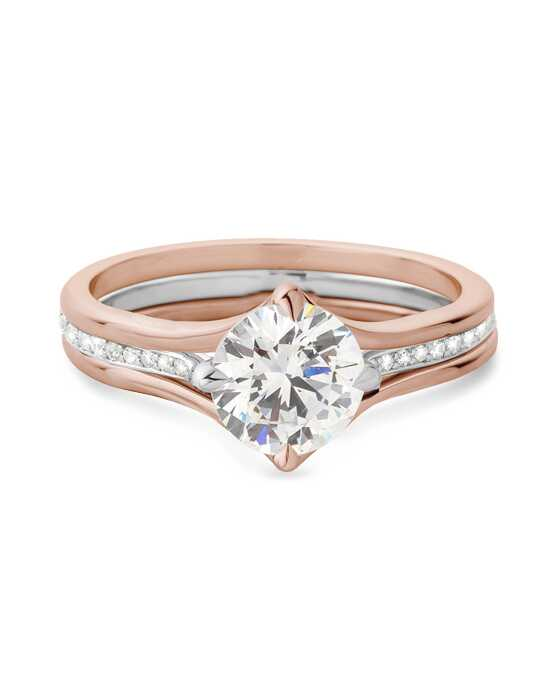 Laurence Bruyninckx Round Cut Engagement Ring