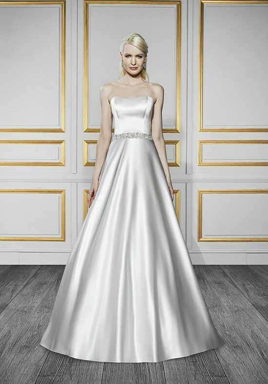Moonlight Tango T726 A-Line Wedding Dress