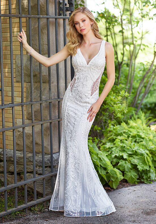 Enchanting by Mon Cheri 118150 Mermaid Wedding Dress