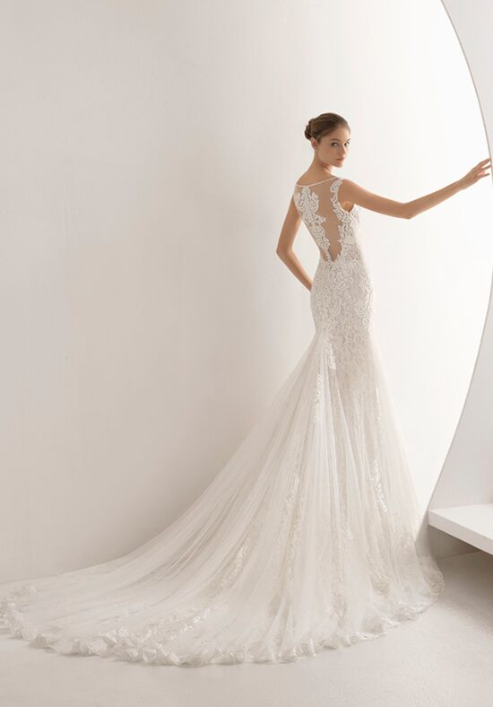 Rosa Clará ABAC Mermaid Wedding Dress