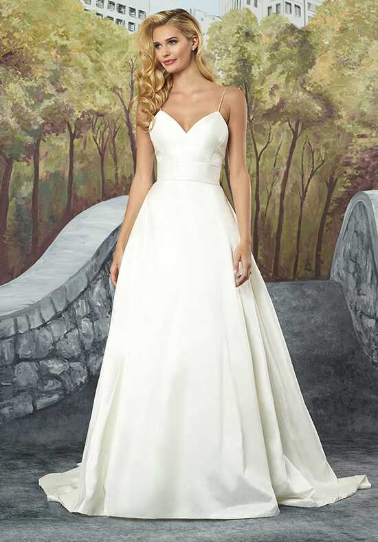 Justin Alexander 8927 A-Line Wedding Dress