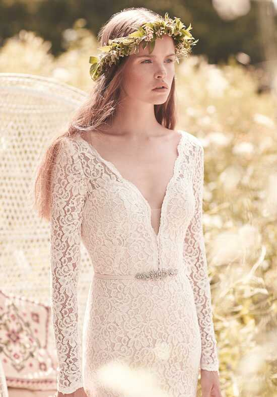 Mikaella 2050 Sheath Wedding Dress