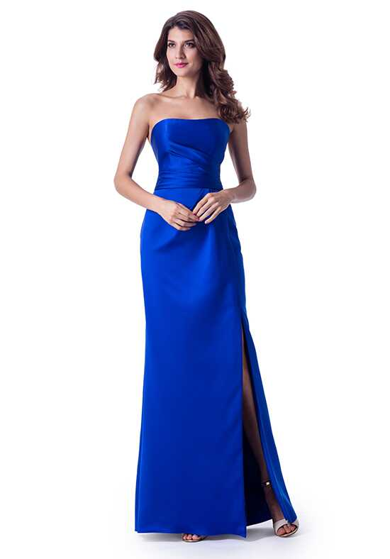 Venus Bridesmaids BM2222 Strapless Bridesmaid Dress
