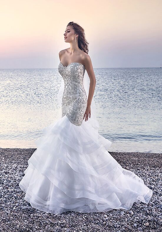 Eddy K Dominica Mermaid Wedding Dress