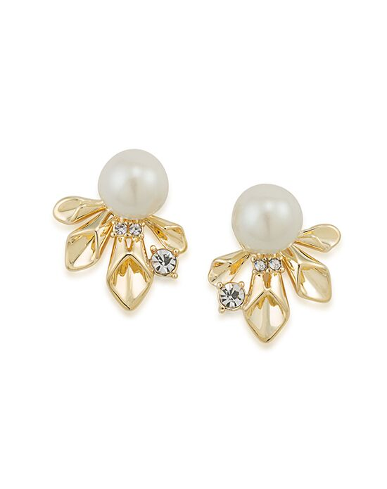 Carolee Jewelry CLP00697G100 Wedding Earring photo