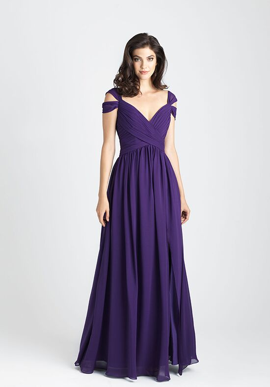 Allure Bridesmaids 1504 Bridesmaid Dress - The Knot