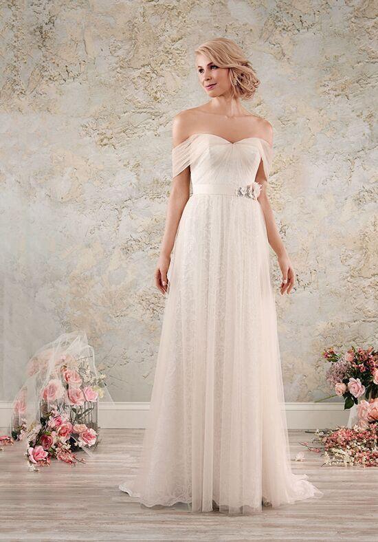Alfred Angelo Modern Vintage Bridal Collection 8562 Wedding Dress