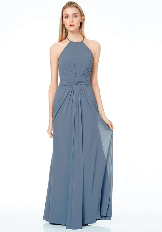 Bill Levkoff 1507 Halter Bridesmaid Dress