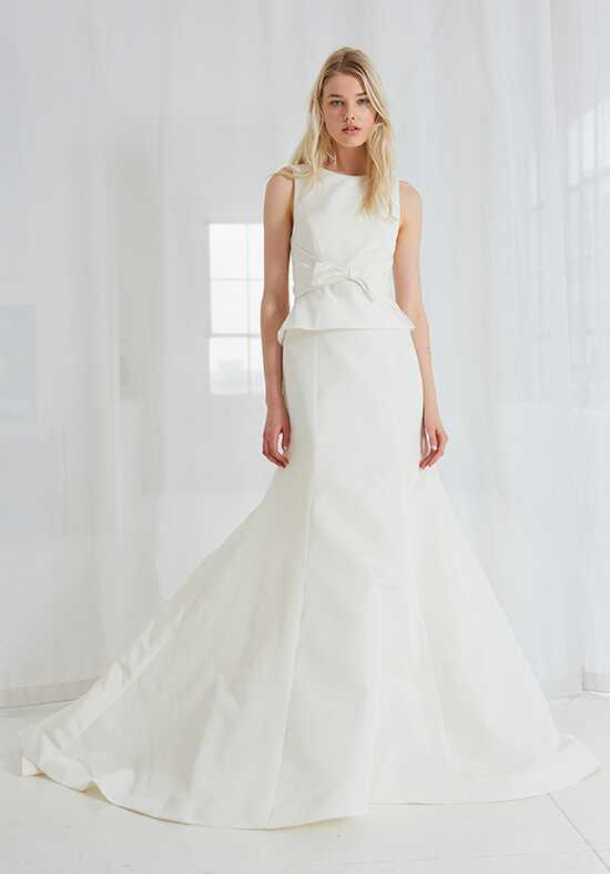 Amsale Barrett Mermaid Wedding Dress