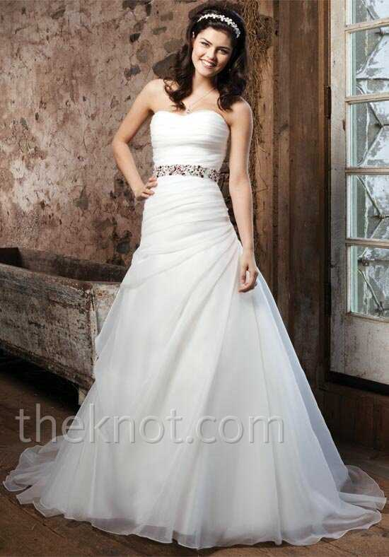 Sincerity Bridal 3711 A-Line Wedding Dress