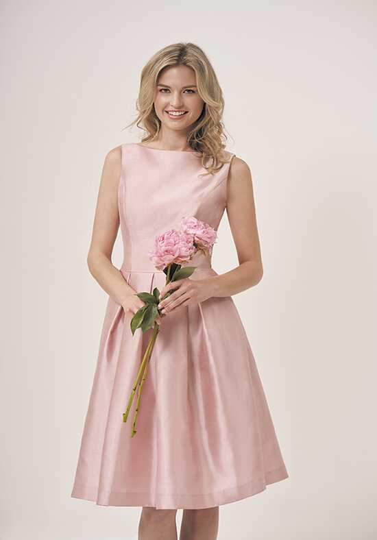 JASMINE P196062K Bateau Bridesmaid Dress