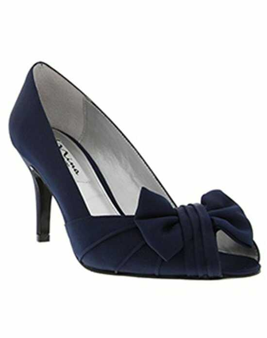 Nina Bridal Wedding Accessories FORBES_NEW NAVY Shoe