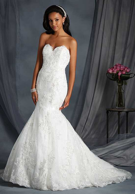 Alfred Angelo Signature Bridal Collection 2551 Wedding Dress