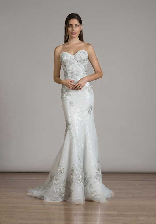 LIANCARLO 6843 Mermaid Wedding Dress