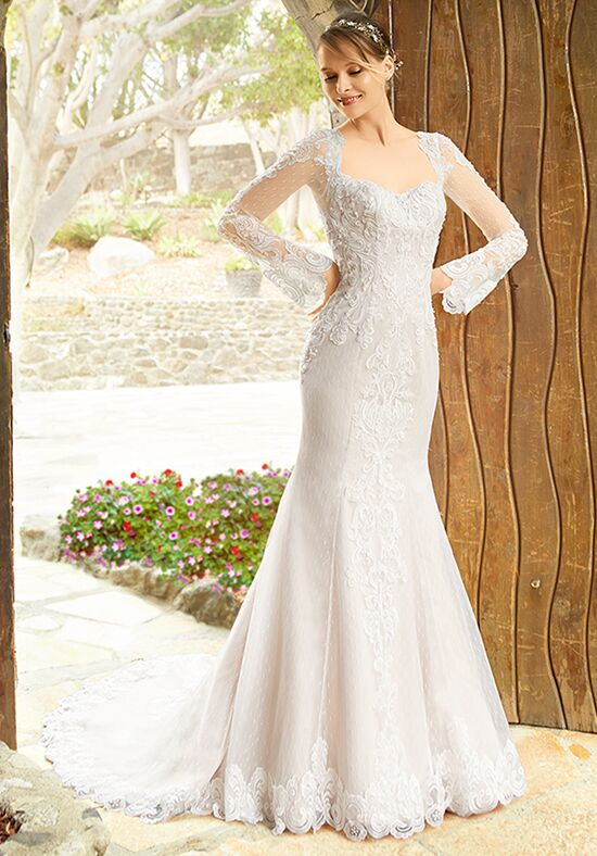Moonlight Couture H1331 Mermaid Wedding Dress