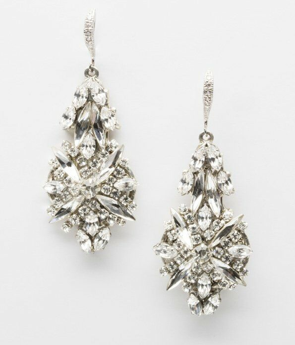 MEG Jewelry Montezuma earrings Wedding Earring photo