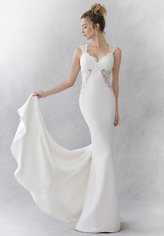 Kenneth Winston: Ella Rosa Collection BE354 Mermaid Wedding Dress